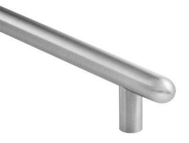 #VP4342 — Straight Post Mount - Round Ends
