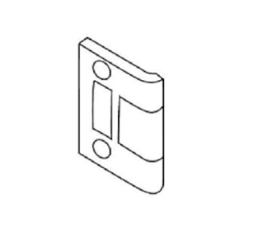 #Standard Cast Strike — Standard Cast Strike for Roller Latch